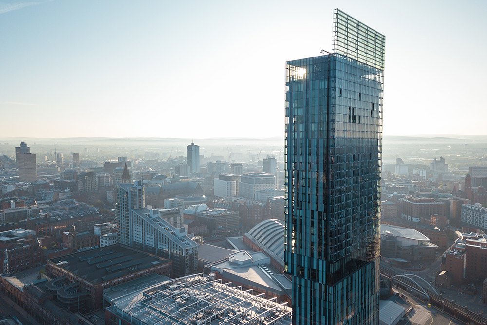 How dangerous is Manchester for your business and employees
