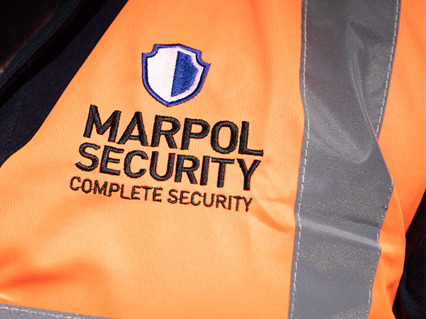 Marpol fire-marshal